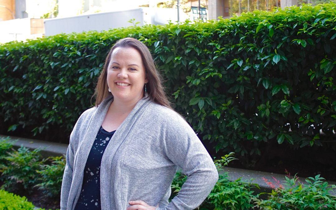 Meet our new team member, Amy!