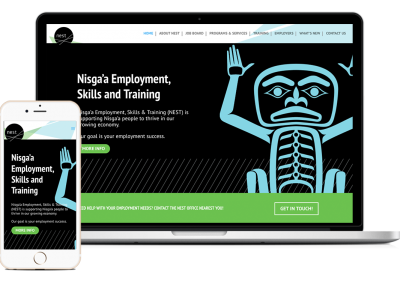 NISGA'A EMPLOYMENT, SKILLS AND TRAINING