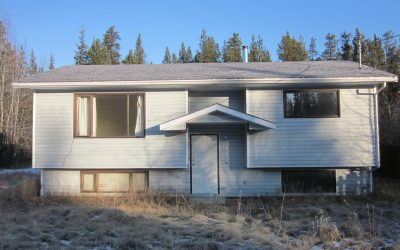 More Housing for Tahltan Nation Will Be Owned and Managed by the Nation